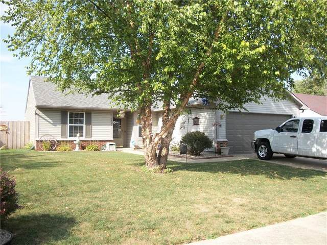 1432 Nicole Drive, Franklin, IN 46131 (MLS #21736900) :: Mike Price Realty Team - RE/MAX Centerstone