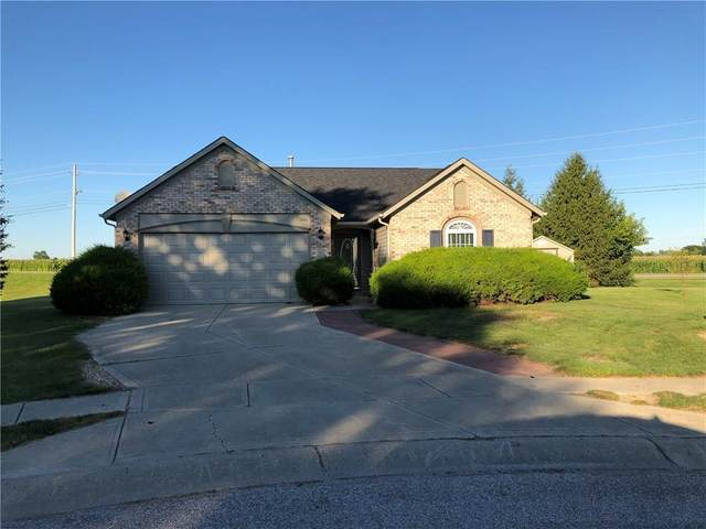1494 Mimosa Court, Greenfield, IN 46140 (MLS #21736912) :: Anthony Robinson & AMR Real Estate Group LLC