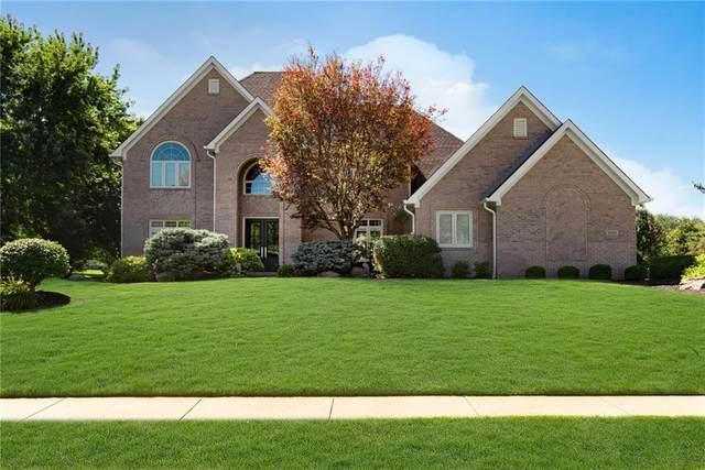 12432 Glendurgan Drive, Carmel, IN 46032 (MLS #21736921) :: Anthony Robinson & AMR Real Estate Group LLC