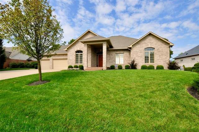 4628 Hickory Wood Row, Greenwood, IN 46143 (MLS #21736930) :: Heard Real Estate Team | eXp Realty, LLC