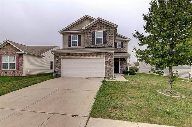 19514 Chip Shot Road, Noblesville, IN 46062 (MLS #21736933) :: Mike Price Realty Team - RE/MAX Centerstone