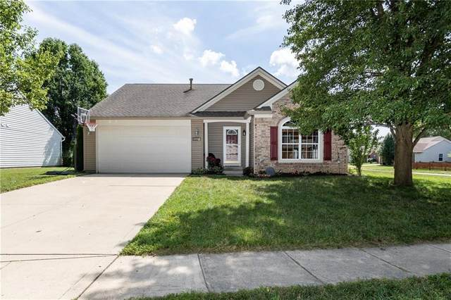 10689 Ashview Drive, Fishers, IN 46038 (MLS #21736940) :: Mike Price Realty Team - RE/MAX Centerstone