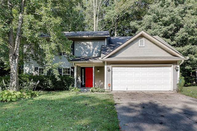4230 Sunshine Avenue, Indianapolis, IN 46228 (MLS #21736947) :: Mike Price Realty Team - RE/MAX Centerstone