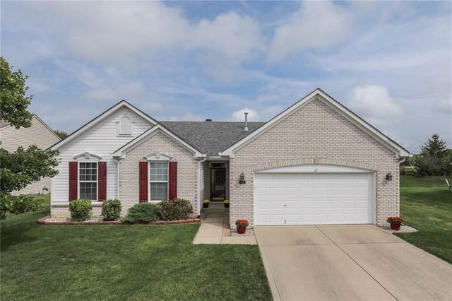 1063 Woodfield Court, Greenwood, IN 46143 (MLS #21736968) :: Dean Wagner Realtors