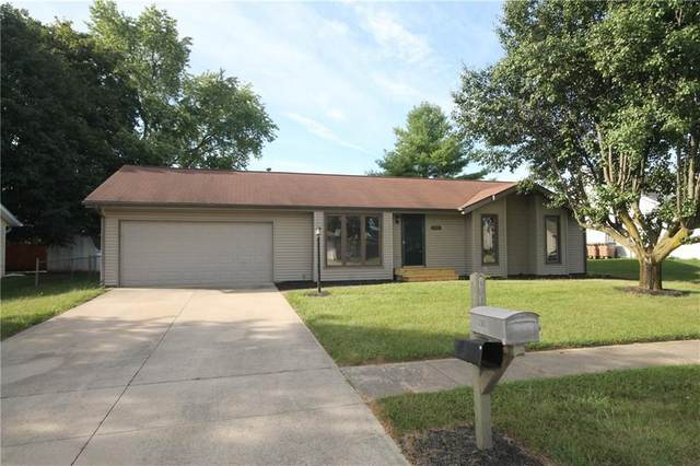 2611 Cedar Ridge Drive, Columbus, IN 47203 (MLS #21736980) :: Mike Price Realty Team - RE/MAX Centerstone