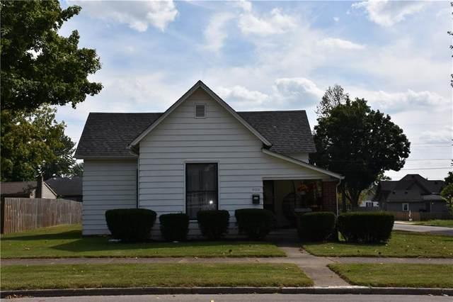 909 E Harrison Street, Martinsville, IN 46151 (MLS #21736986) :: Dean Wagner Realtors