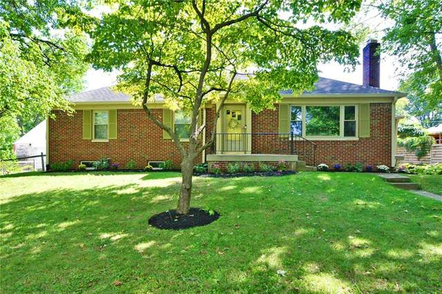 6107 N Dearborn Street, Indianapolis, IN 46220 (MLS #21736999) :: Mike Price Realty Team - RE/MAX Centerstone