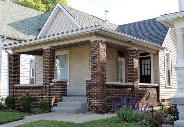 1311 Ringgold Avenue, Indianapolis, IN 46203 (MLS #21737035) :: Mike Price Realty Team - RE/MAX Centerstone