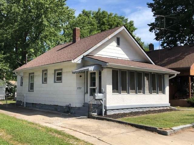 222 W Southern Avenue, Indianapolis, IN 46225 (MLS #21737044) :: Mike Price Realty Team - RE/MAX Centerstone