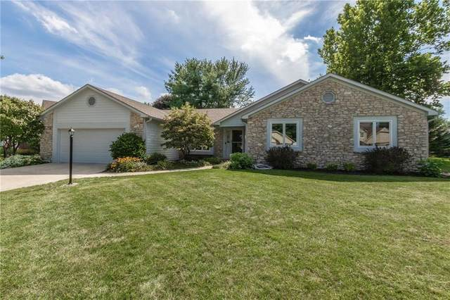 117 Lake Terrace Court, Noblesville, IN 46062 (MLS #21737053) :: Mike Price Realty Team - RE/MAX Centerstone