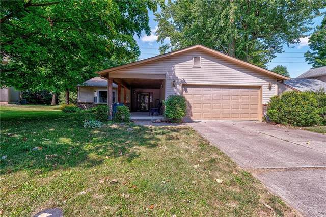 4422 Owl Court, Indianapolis, IN 46268 (MLS #21737066) :: AR/haus Group Realty