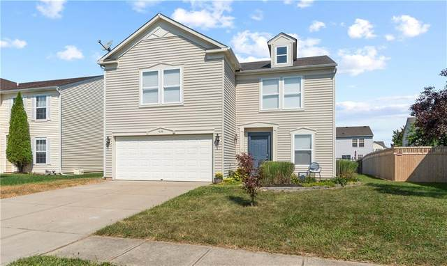920 Brookhaven Drive, Franklin, IN 46131 (MLS #21737073) :: Richwine Elite Group