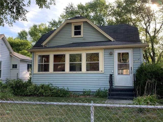 804 S Ribble Avenue, Muncie, IN 47302 (MLS #21737086) :: Richwine Elite Group