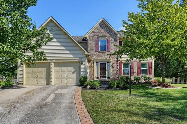 8937 Waterton Place Place, Fishers, IN 46038 (MLS #21737094) :: Mike Price Realty Team - RE/MAX Centerstone
