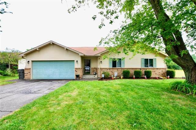 4630 Whirlaway Drive, Indianapolis, IN 46237 (MLS #21737096) :: Mike Price Realty Team - RE/MAX Centerstone