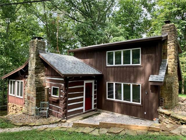 3780 Grandma Barnes Road, Nashville, IN 47448 (MLS #21737098) :: Mike Price Realty Team - RE/MAX Centerstone