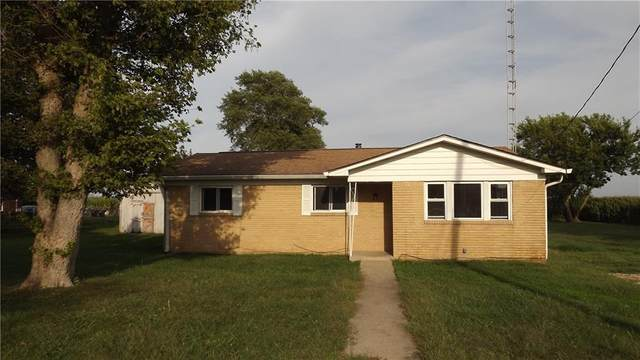 9168 N Center Street, Gwynneville, IN 46144 (MLS #21737102) :: Mike Price Realty Team - RE/MAX Centerstone