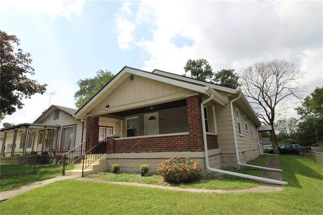 2156 N Spencer Avenue, Indianapolis, IN 46218 (MLS #21737113) :: Mike Price Realty Team - RE/MAX Centerstone