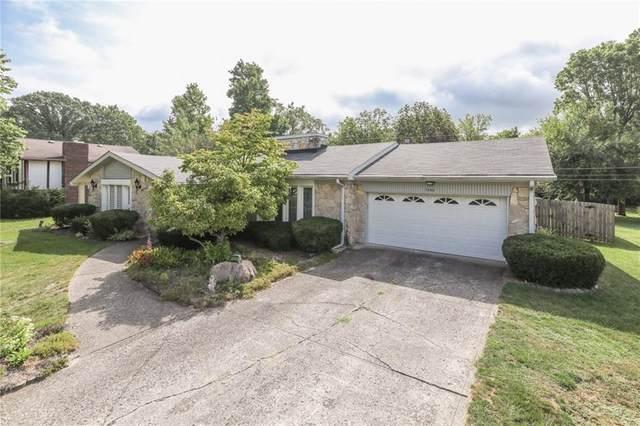 1253 Woodcreek Drive, Greenwood, IN 46142 (MLS #21737148) :: Dean Wagner Realtors
