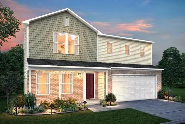 14321 W Katriene Drive, Daleville, IN 47334 (MLS #21737153) :: Heard Real Estate Team   eXp Realty, LLC