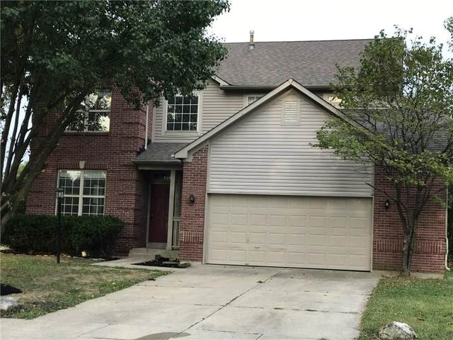 12931 Rawlings Place, Fishers, IN 46038 (MLS #21737173) :: Heard Real Estate Team | eXp Realty, LLC