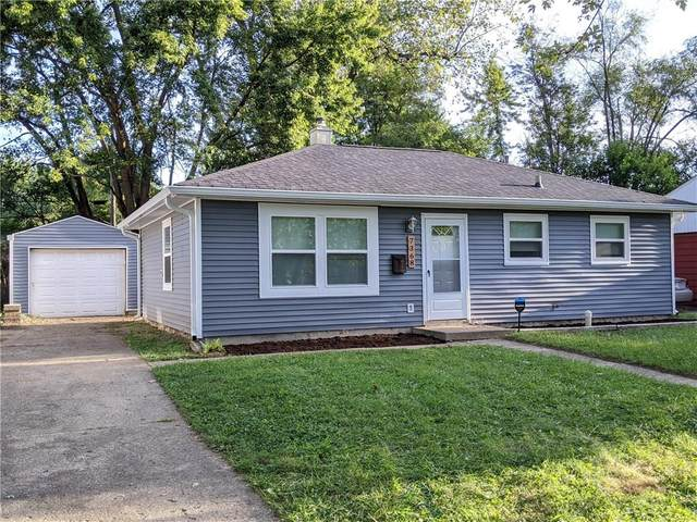 7368 E 53rd Street, Lawrence, IN 46226 (MLS #21737180) :: AR/haus Group Realty