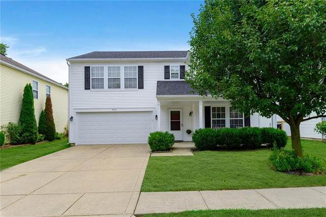 9221 Amberleigh Drive, Plainfield, IN 46168 (MLS #21737186) :: Mike Price Realty Team - RE/MAX Centerstone