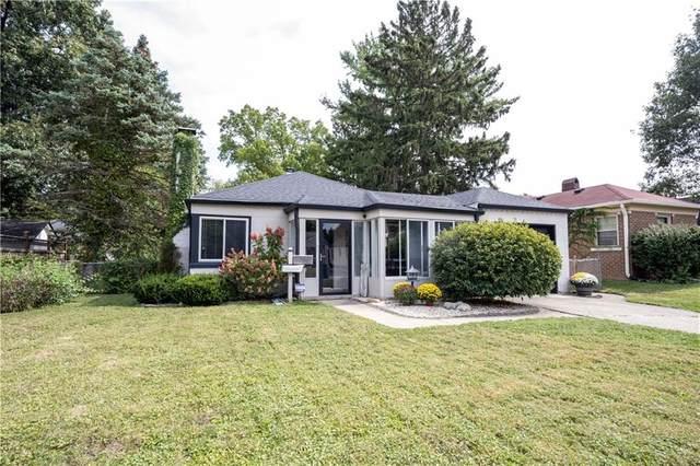 6039 Kingsley Drive, Indianapolis, IN 46220 (MLS #21737195) :: Heard Real Estate Team   eXp Realty, LLC