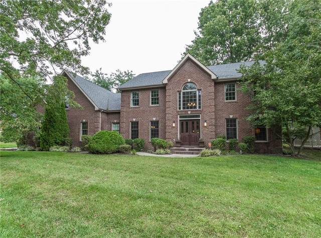6000 Leatherback Court, Columbus, IN 47201 (MLS #21737213) :: AR/haus Group Realty