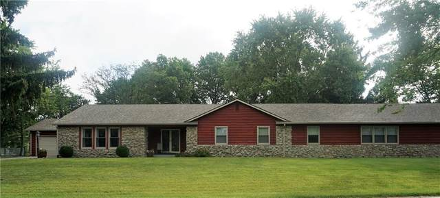 2524 N Richard Drive, Shelbyville, IN 46176 (MLS #21737252) :: Dean Wagner Realtors