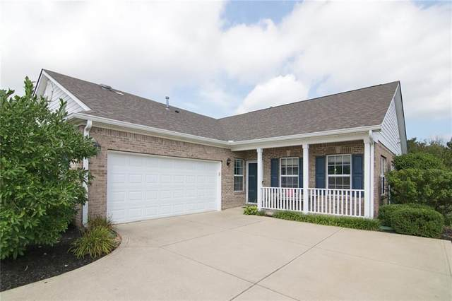 4182 Galena Drive, Avon, IN 46123 (MLS #21737258) :: Heard Real Estate Team | eXp Realty, LLC