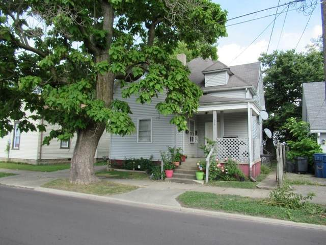 626 S Tompkins Street, Shelbyville, IN 46176 (MLS #21737268) :: David Brenton's Team