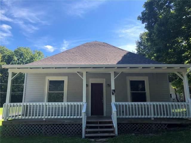 499 N Indiana Street, Danville, IN 46122 (MLS #21737278) :: Heard Real Estate Team | eXp Realty, LLC