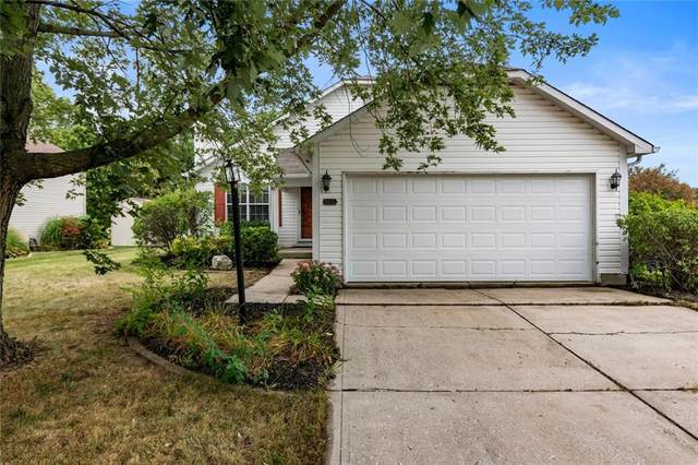 5913 Brobeck Lane, Indianapolis, IN 46254 (MLS #21737288) :: Anthony Robinson & AMR Real Estate Group LLC