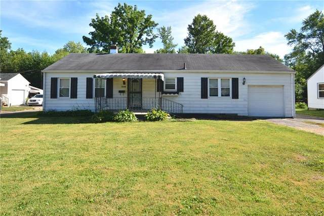 3445 Congress Avenue, Indianapolis, IN 46222 (MLS #21737296) :: Mike Price Realty Team - RE/MAX Centerstone