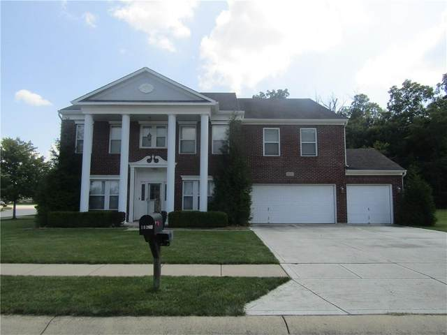 10265 Soaring Heights Circle, Indianapolis, IN 46234 (MLS #21737305) :: Anthony Robinson & AMR Real Estate Group LLC