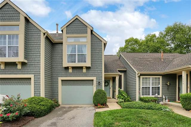 7560 Chatterton Drive, Indianapolis, IN 46254 (MLS #21737308) :: Dean Wagner Realtors