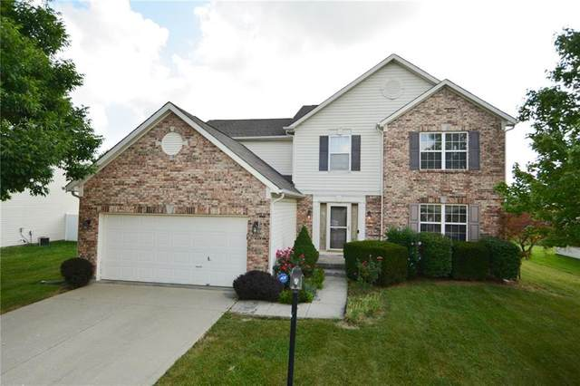 6467 Waterstone Drive, Indianapolis, IN 46268 (MLS #21737315) :: David Brenton's Team