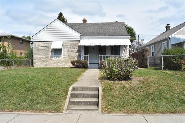 818 Main Street, Beech Grove, IN 46107 (MLS #21737325) :: Dean Wagner Realtors