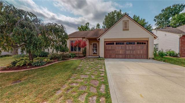 6039 King Lear Drive, Indianapolis, IN 46254 (MLS #21737330) :: Dean Wagner Realtors