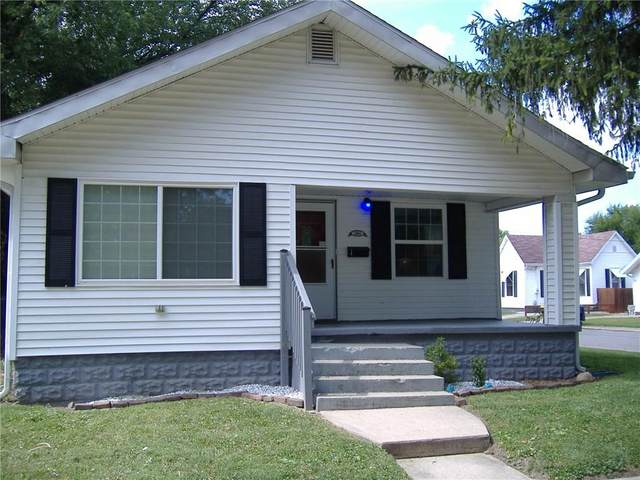 2003 George Street, Anderson, IN 46016 (MLS #21737342) :: Anthony Robinson & AMR Real Estate Group LLC