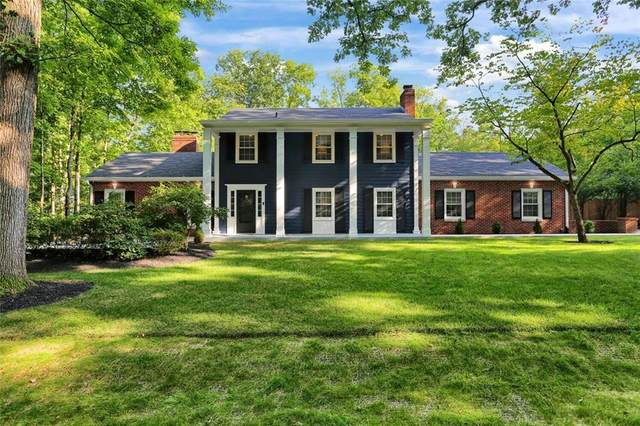 654 E 79th Street, Indianapolis, IN 46240 (MLS #21737345) :: Dean Wagner Realtors