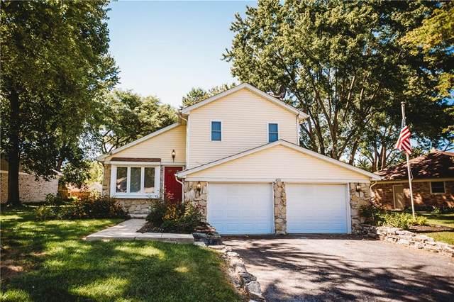 455 Tamarack Lane, Noblesville, IN 46062 (MLS #21737346) :: Anthony Robinson & AMR Real Estate Group LLC