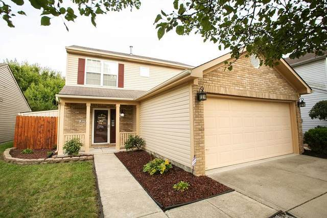 3715 Whistlewood Lane, Indianapolis, IN 46239 (MLS #21737349) :: Dean Wagner Realtors