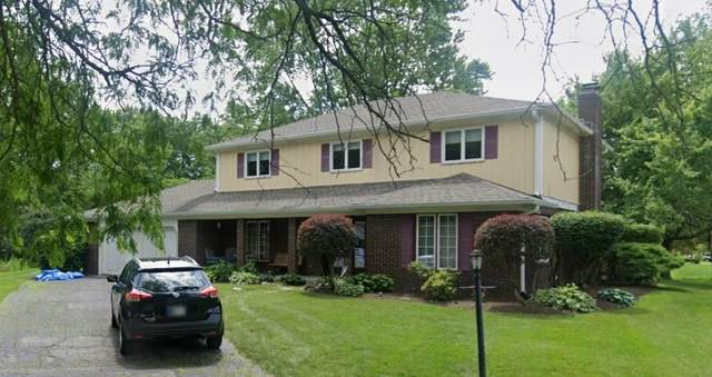 3205 Babson Court, Indianapolis, IN 46268 (MLS #21737358) :: Mike Price Realty Team - RE/MAX Centerstone
