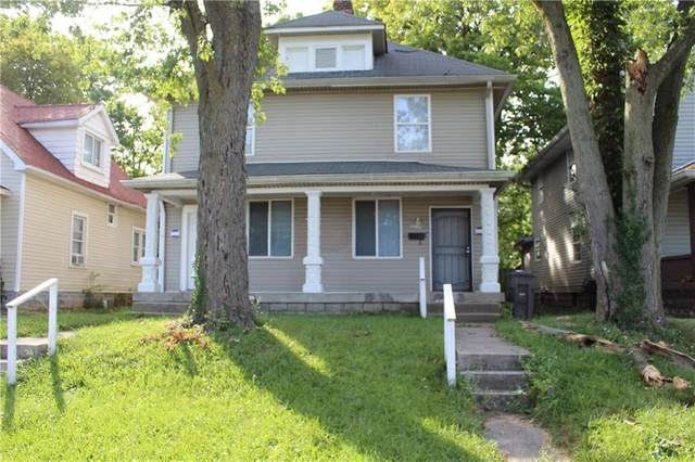 2239 Brookside Avenue, Indianapolis, IN 46218 (MLS #21737362) :: AR/haus Group Realty