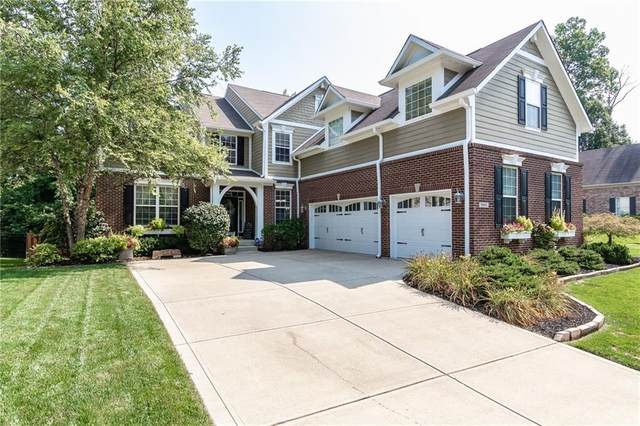 7931 Fawnwood Drive, Indianapolis, IN 46278 (MLS #21737366) :: Anthony Robinson & AMR Real Estate Group LLC