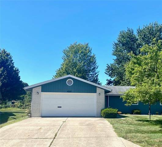 4327 W Buckingham Court, Anderson, IN 46013 (MLS #21737376) :: Heard Real Estate Team | eXp Realty, LLC