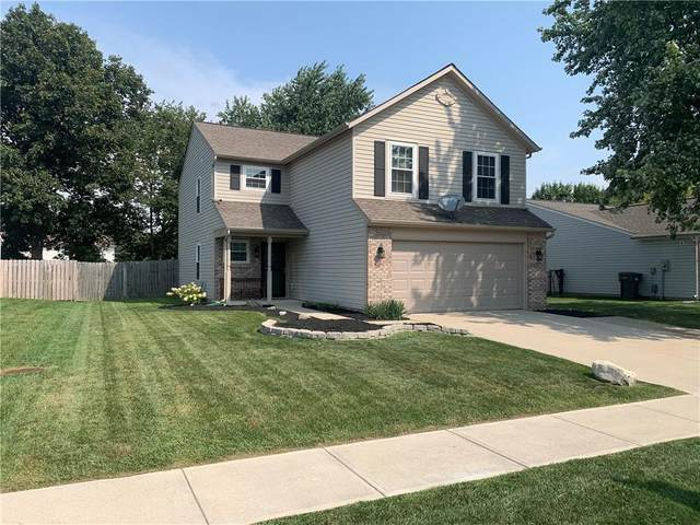 6418 Brooks Bend Boulevard, Indianapolis, IN 46237 (MLS #21737388) :: Mike Price Realty Team - RE/MAX Centerstone