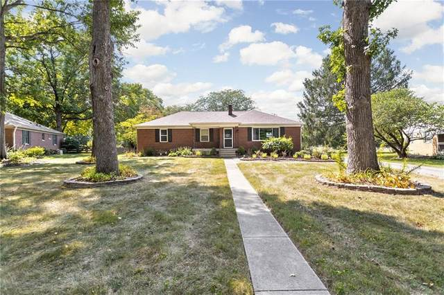 6008 N Oakland Avenue, Indianapolis, IN 46220 (MLS #21737393) :: Mike Price Realty Team - RE/MAX Centerstone
